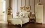 Односпальная (подростковая) кровать в стиле прованс выполнена из массива тополя.  Цвет: античный белый...