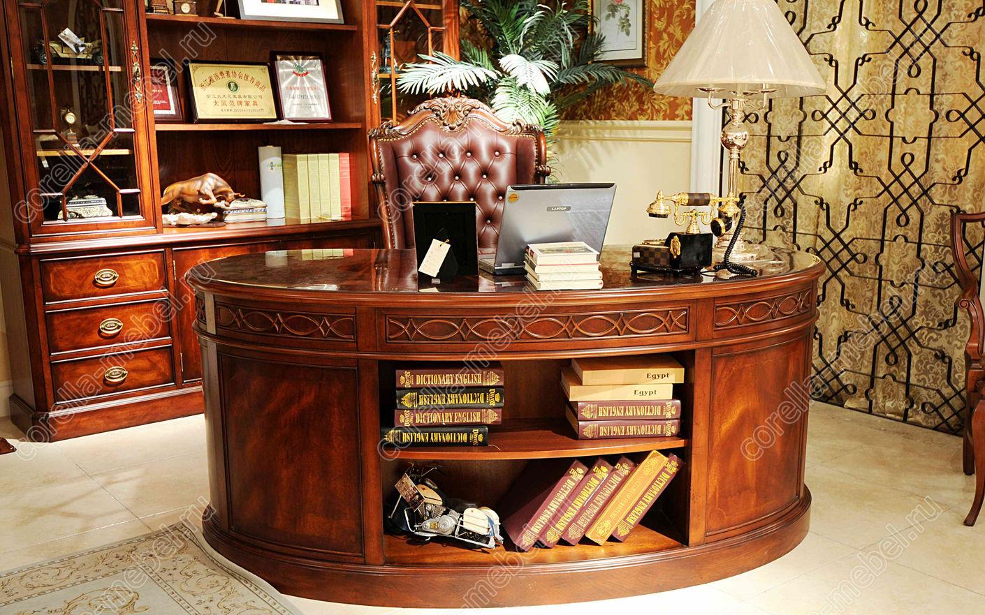 Столы письменный классический